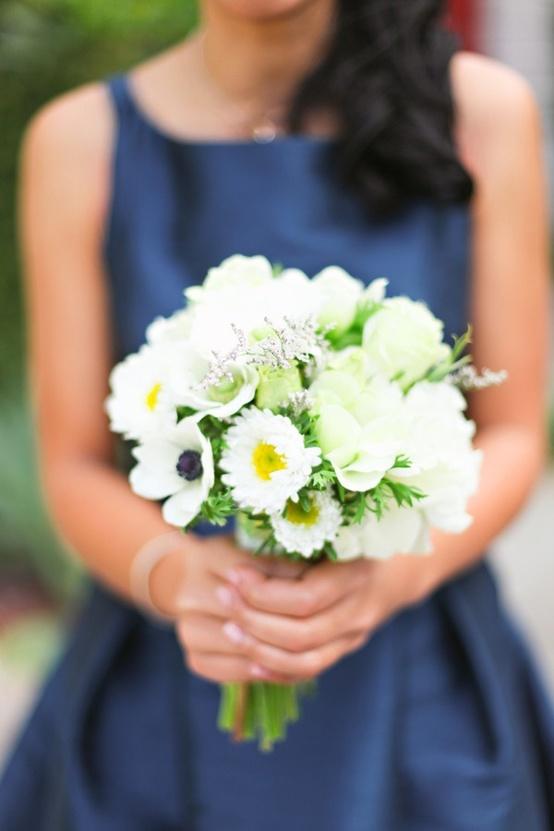 Bouquet Margherite Sposa.Wedding Fashiondonnamonica